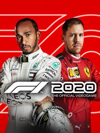 Постер F1 2020